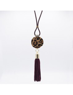 Collar Leopardo