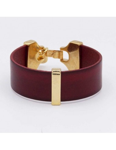 Leather bracelet 20mm