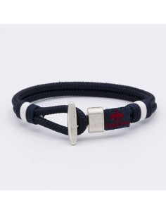 Nautical stirrup bracelet