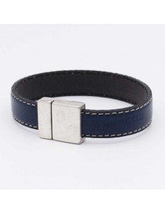 Classic leather bracelet