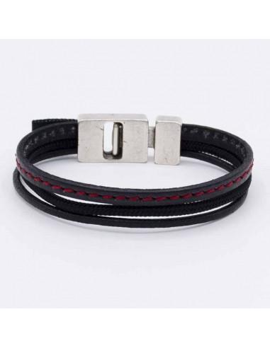 Triple cord bracelet