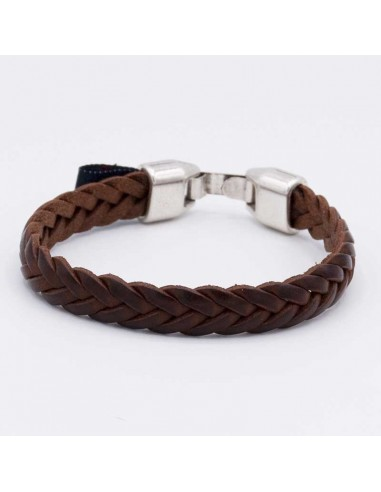 2cd645bf1234 Braided leather bracelet