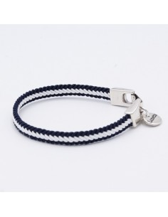 Nautical thimble bracelet