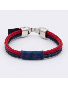 Nautical Wristband with Knot