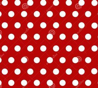 Rojo puntos
